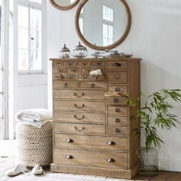 Commode Darling marron