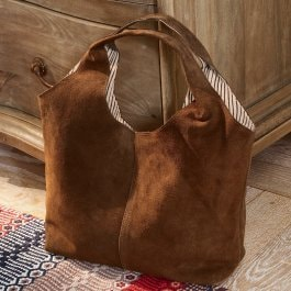 Sac Georgine marron