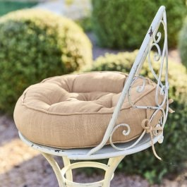 Coussin d'assise Betson taupe