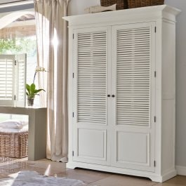 Armoire Williston blanc