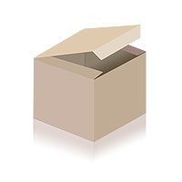 Lot de 2 vases Naomi transparent/gris