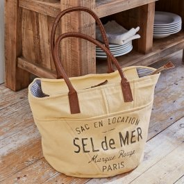 Sac Tally jaune