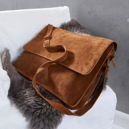 Sac Meline marron