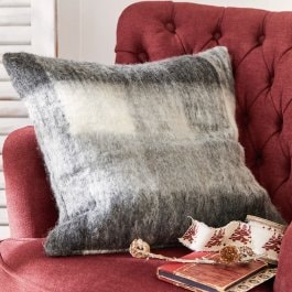 Coussin Marne gris