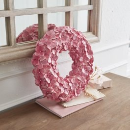 Couronne Ylvi rose