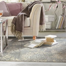 Tapis Aguille gris