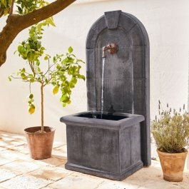 Fontaine Ginette gris