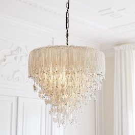 Lustre Navilly transparent