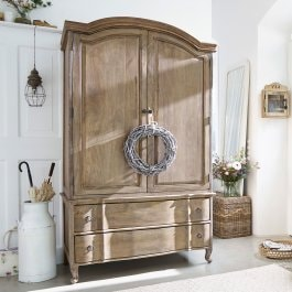 Armoire Richert marron