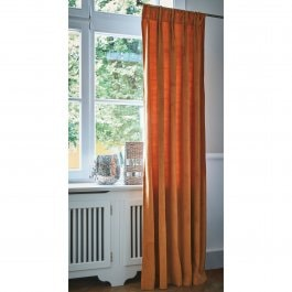 Rideau Lyannece orange