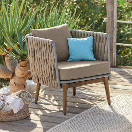 Chaise Uchon taupe