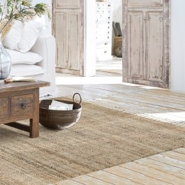 Tapis Donegal beige