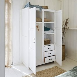 Armoire Ringsted blanc