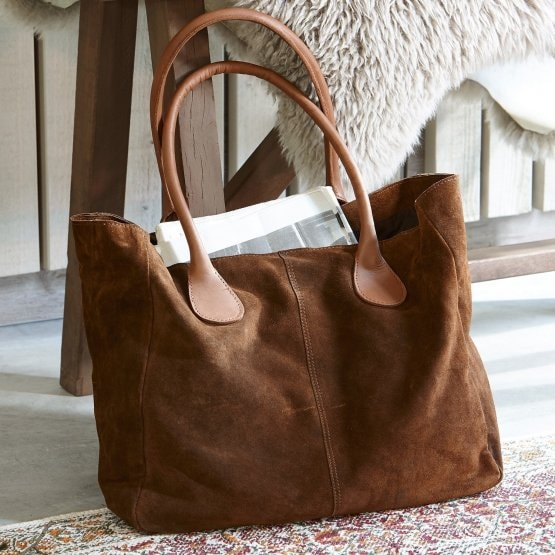 Sac Genevielle marron