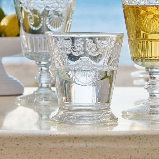 Lot de 6 verres à eau Meyvelle transparent