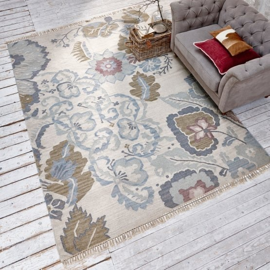 Tapis Sussex multicolore