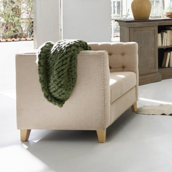 Fauteuil Young beige