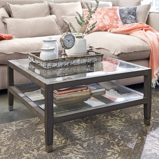 Table basse Myers gris