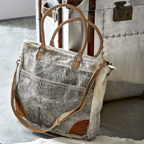 Sac Darya marron