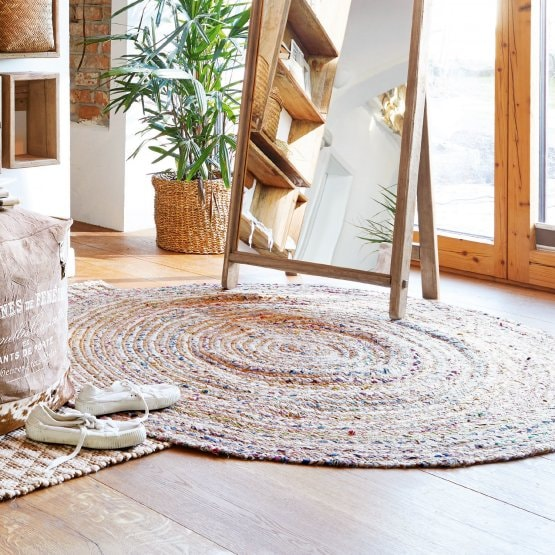 Tapis Chindisse beige