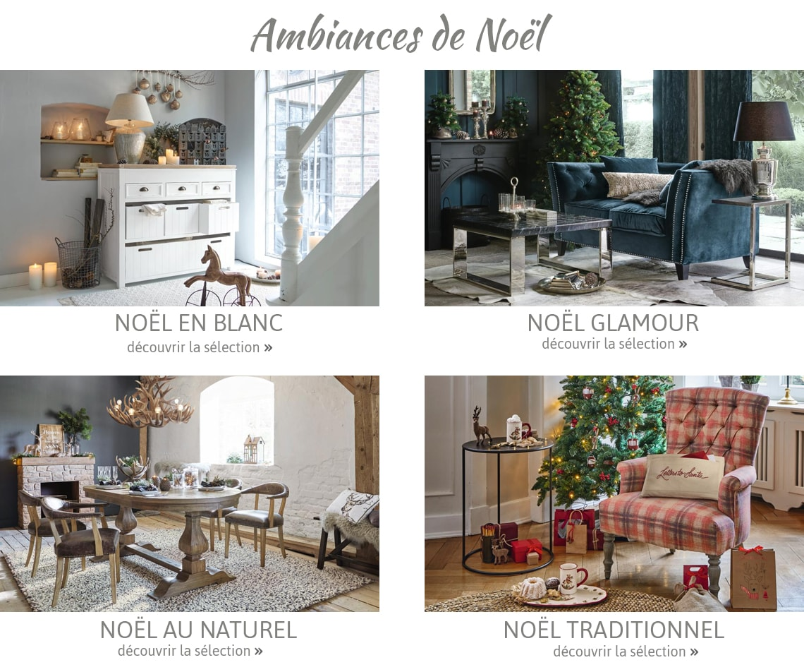 Collections Noël